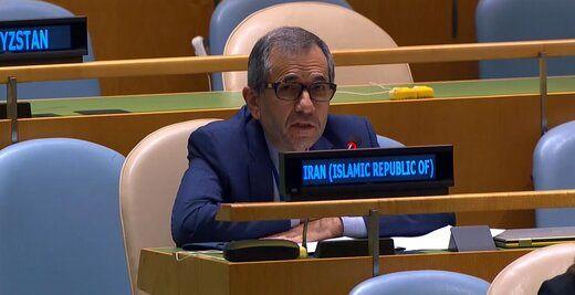تخت روانچی: رژیم صهیونیستی باید جوابگوی جنایات خود باشد
