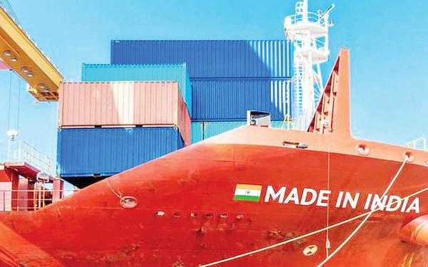 تجارت  غیرنفتی هند  و کشورهای شورای همکاری خلیجفارس