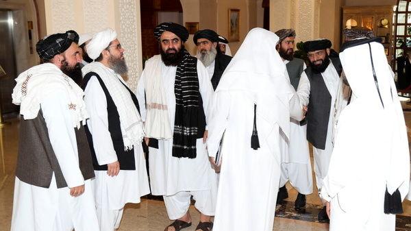 دیدار گروه طالبان با نمایندگان ۱۴ کشور در دوحه
