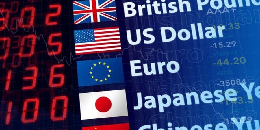 ریزش دلار برای سومین روز متوالی/یورو و پوند صعودی شد