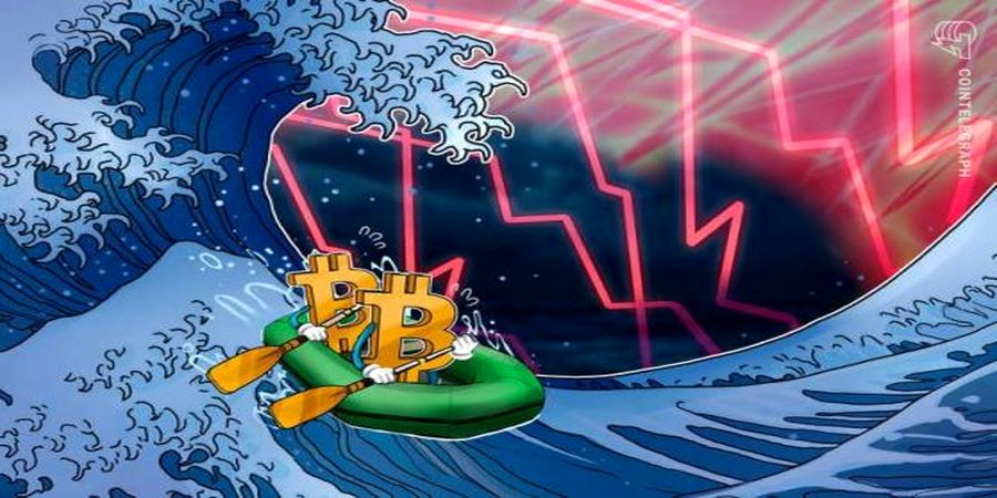 بیت کوین ۵۱ هزار تایی شد؛ قیمت طلا سقوط کرد