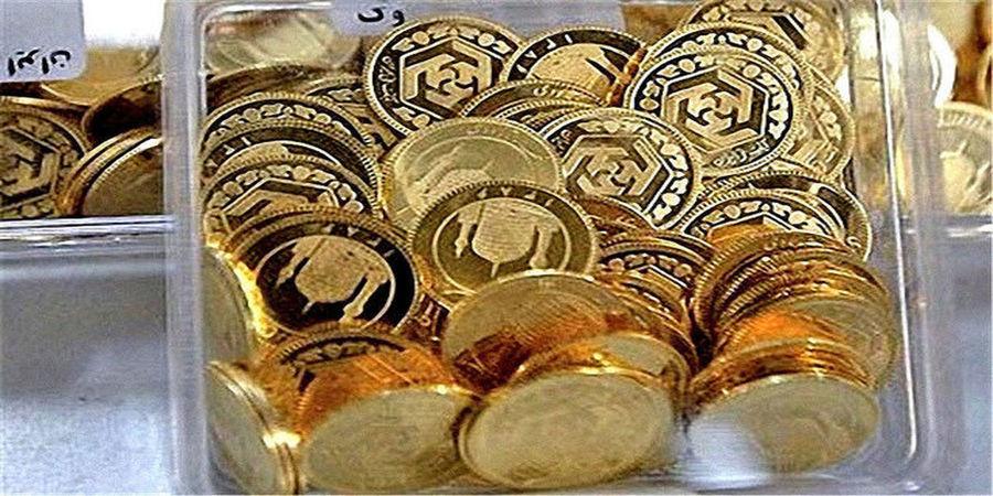 حرکت سکه به بالای مرز حساس/ حباب دلار منفی شد