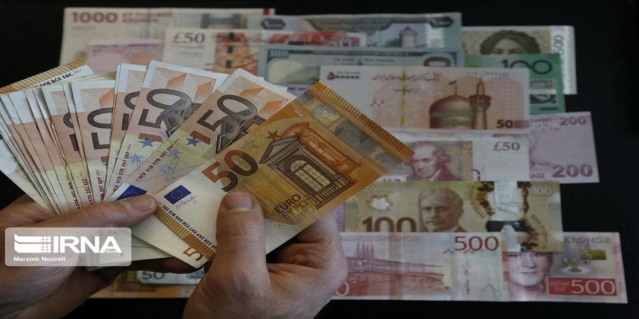 ثبات قیمت رسمی ۴۶ ارز در 25 مهر+ جزئیات قیمت ها
