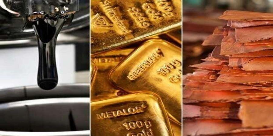 پیش بینی قیمت نفت و فلزات پایه
