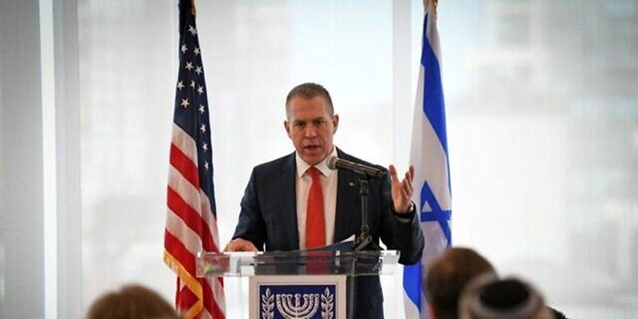 فرافکنی مقام اسرائیلی علیه ایران در شورای امنیت