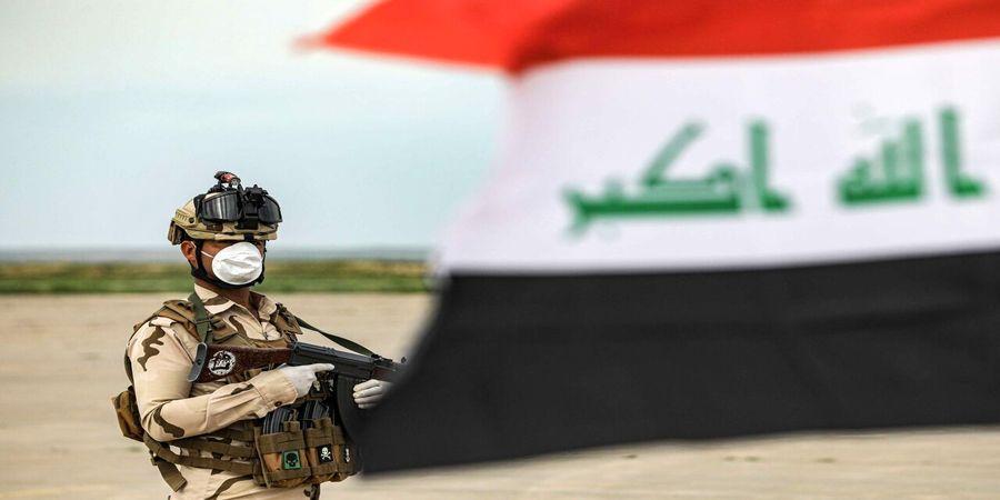 یک فرمانده داعش به دست نیروهای امنیتی عراق افتاد