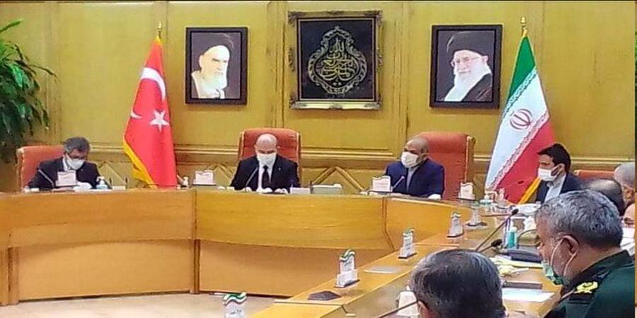 جزئیات دیدار وزرای کشور ایران و ترکیه