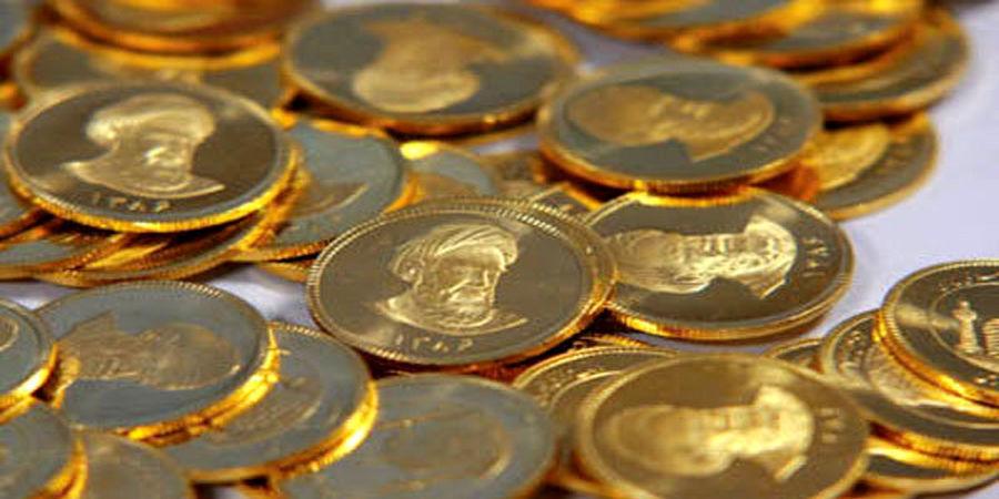 قیمت سکه ، نیم سکه و ربع سکه امروز پنجشنبه ۱۴۰۰/۰۸/۰۶| نیم سکه عقب نشست