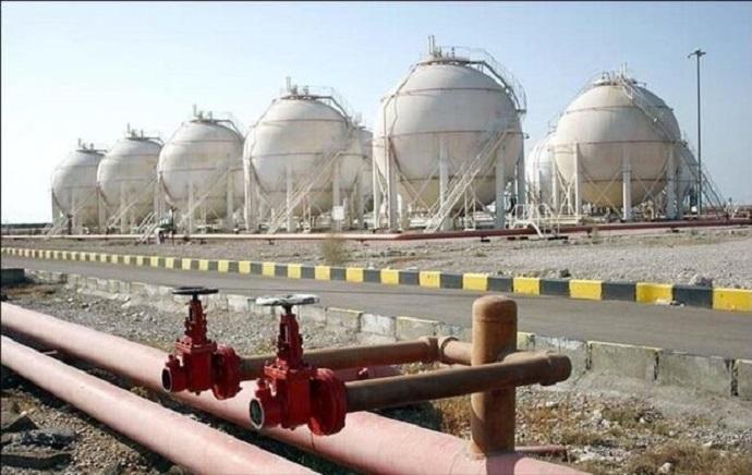 صادرات گاز الپیجی ایران به ۴۵۰ هزار تن میرسد