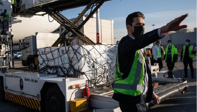 واردات واکسن کرونا از مرز ۱۰۰ میلیون دوز عبور کرد