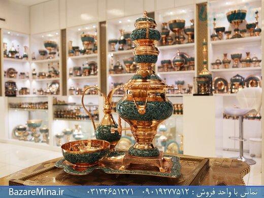 خرید صنایع دستی میناکاری اصفهان و هدایای تبلیغاتی با قیمت ارزان