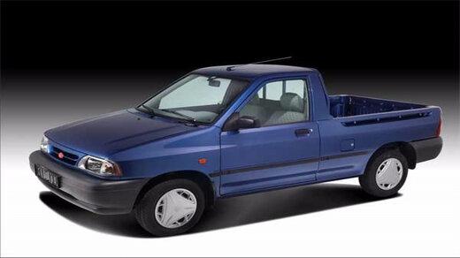 اخرین وضعیت قیمت ارزانترین خودرو/ وانت پراید ۱۶۲ میلیون تومانی شد