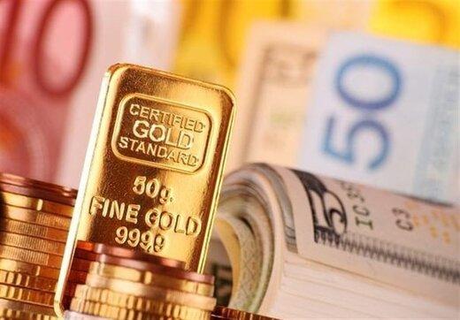 جهش قیمت طلا برای سومین روز متوالی