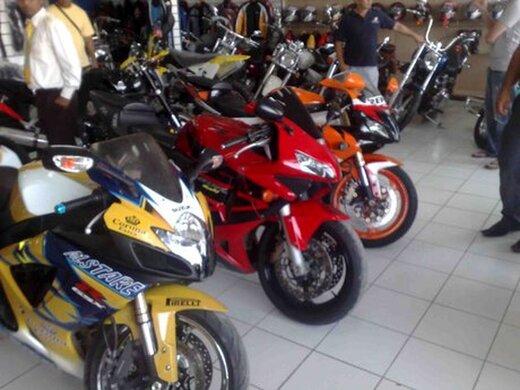 انواع موتورسیکت در بازار چند قیمت خوردند؟