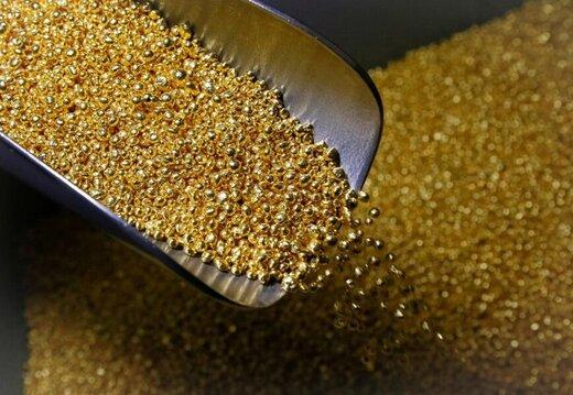 طلا سقوط کرد