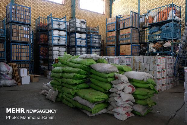 توزیع بیش از ۷۶۰۰ تن شکر و برنج در استان مرکزی