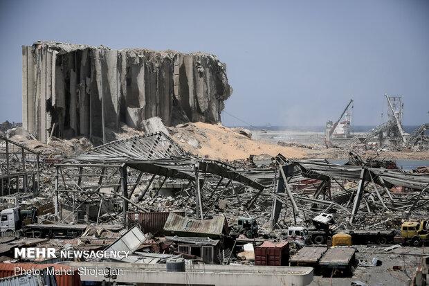سیاسی کاری در پرونده انفجار بیروت/مهره های آمریکا به حرکت درآمدند