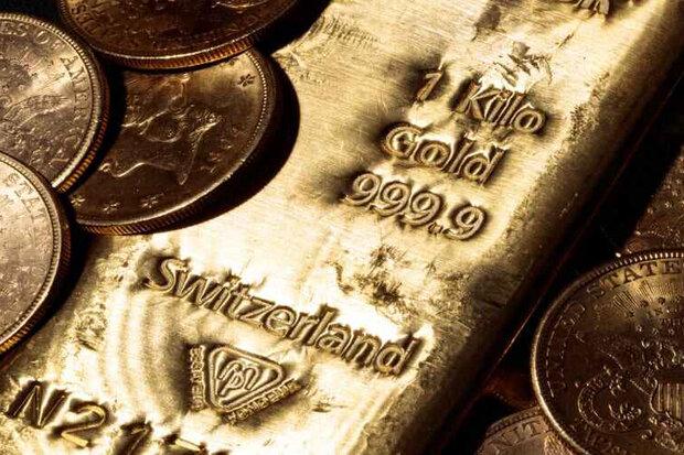 قیمت جهانی طلا از ۱٫۸۰۰ دلار پایین آمد