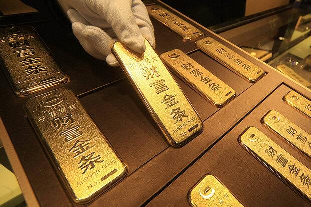 جهش ۶۰ درصدی واردات طلای چین از هنگکنگ