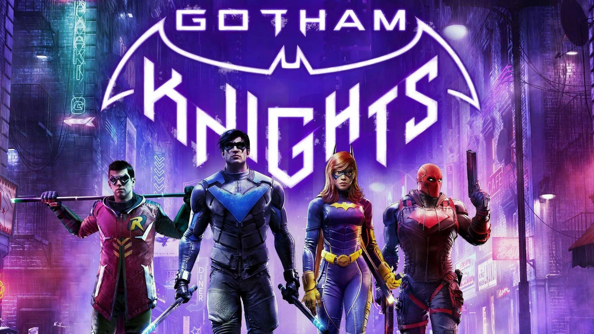 در جریان رویداد DC Fandome تریلر جدید بازی Gotham Knights به نمایش درآمد