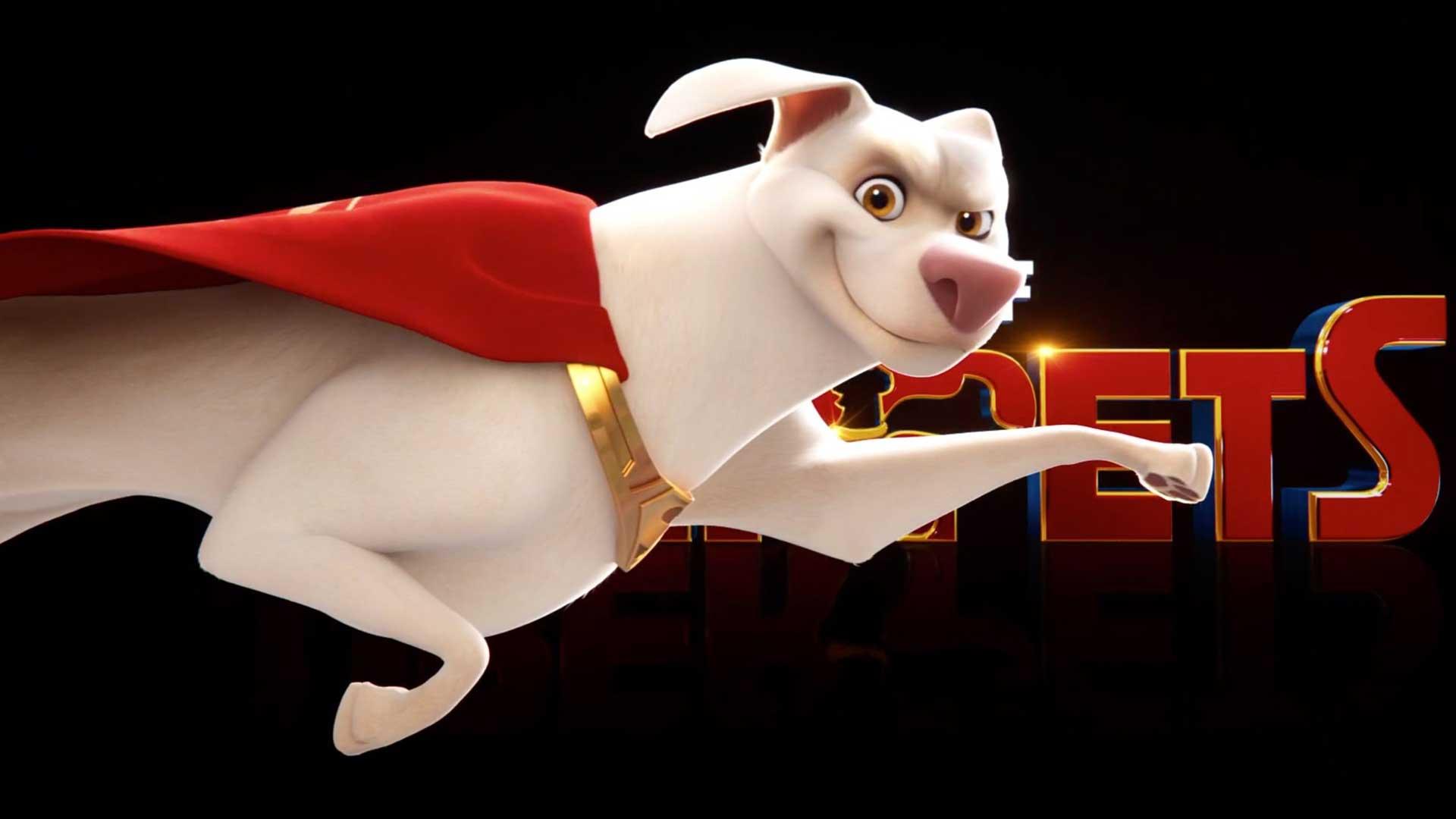 تیم بازیگری پرستاره انیمیشن DC League of Super Pets معرفی شد