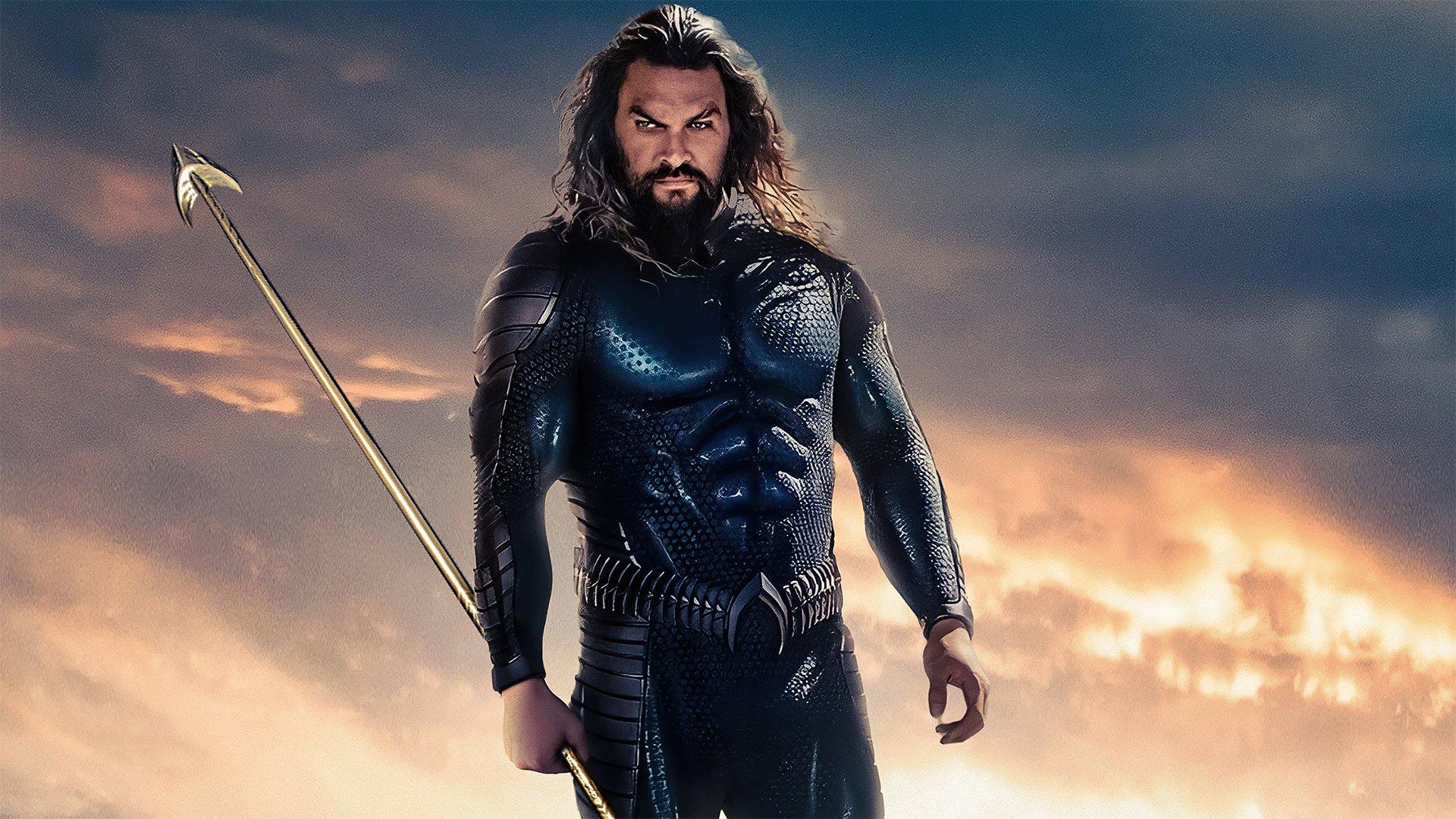 ظاهر بلک مانتا در ویدیوی پشت صحنه فیلم Aquaman and the Lost Kingdom